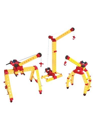 Fischer Tech Basic  Cranes-Fischertechnik